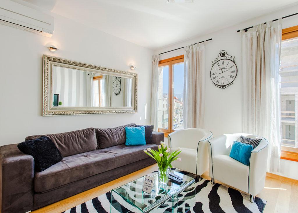 Fotografija apartmana u centru Splita